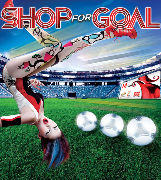 The Mall Group - Shop For Goal